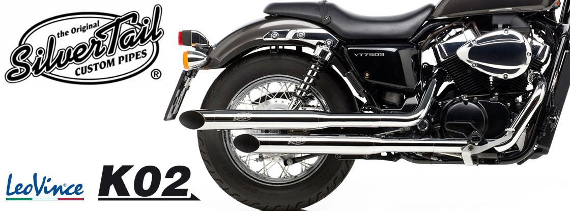 EM LINEAMOTO   K02 - Silvertail