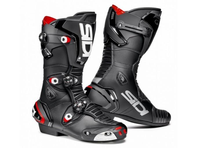 Sidi Mag 1 Nero Nero Stivali Moto Racing