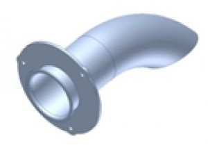 50.DK.051.0 - Mivv dB-killer GHIBLI ( omologato ) d35 - d70 - L.135 mm