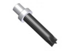 50.DK.071.0 - Mivv dB-killer SUONO d35 - d54 - L.190 mm- multiforo- seger