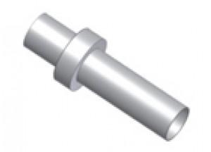 50.DK.074.0 - Mivv dB-killer SUONO d35 - d54 - L.157 mm - fissaggio rivetto