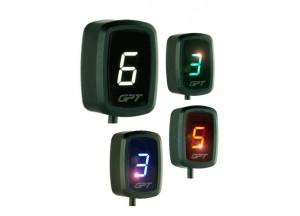 EVO 1 R - Indicatore di marcia inserita GPT universale serie Evo display Rosso