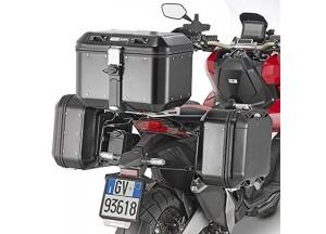 PL1156 - Givi Portavaligie laterale valigie MONOKEY® o RETRO FIT HONDA X-ADV 750