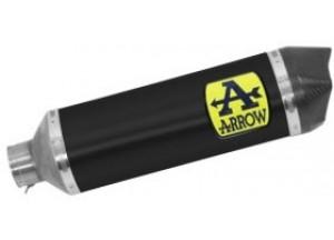 71906AKN - Terminale Scarico Arrow Race-Tech Dark Aprilia RSV4 1100 Factory