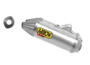 75121TA - TERMINALE SCARICO ARROW ALLUMINIO THUNDER HONDA CRF 250 R '14 DX + SX