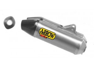 75121TK - TERMINALE SCARICO ARROW THUNDER TITAN/CARBY HONDA CRF 250 R '14 DX+SX