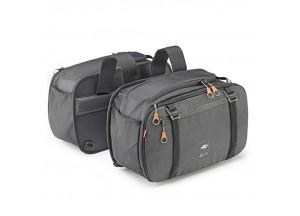 AH202 - Kappa Coppia di borse laterali estensibili