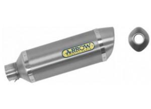 53501AO - SCARICO ARROW THUNDER ALLUMINIO per COLL. ARROW YAMAHA BW'S 125 10-11