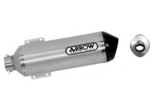 53504AN - Terminale Scarico Arrow Race-Tech Alluminio FID Vespa Primavera 125