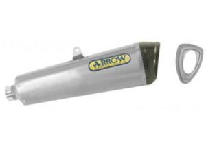 71147PRK - TERMINALE SCARICO ARROW TROPHY TITAN/F.CARBY HONDA CBR 1000 RR 08/09