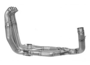71336MI - GRUPPO COLLETTORI RACING INOX ARROW HONDA CBR 1000 RR 2004-2007