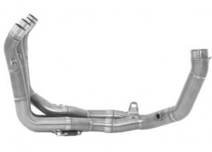 71392MI - GRUPPO COLLETTORI INOX RACING ARROW HONDA CBR 600 RR 09/12