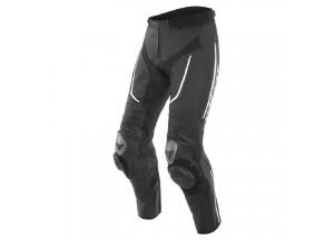 Pantaloni Dainese in Pelle Alpha Nero