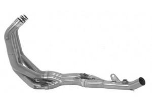 71446MI - GRUPPO COLLETTORI INOX RACING ARROW HONDA CB 600 HORNET 07-11/CBR-F 11