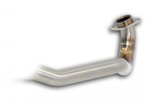 53047MI - Collettore Scarico Arrow REFLEX 2.0 Inox Benelli CaffeNero 250 '13-14