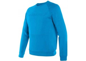 Maglia Tecnica Moto Uomo Dainese Sweatshirt Blu