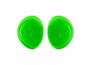 Protezione Gomiti Dainese PISTA SLIDER Verde-Fluo