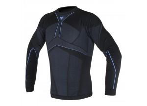 Maglia Tecnica Moto Uomo Dainese D-CORE AERO TEE LL Nero/Blu-Cobalto