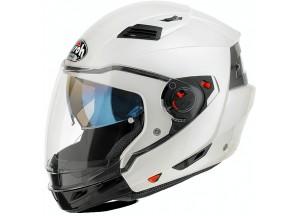 Casco Integrale Apribile Airoh Executive Color Bianco Lucido