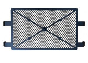 PR9150 - Givi Protezione radiatore acciaio inox nero FANTIC Caballero Scrambler