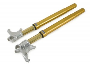 FGRT208 - Forcelle Frontali Ohlins FGRT200 oro GSX 1300 R Hayabusa