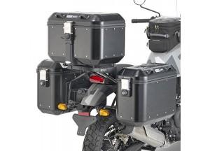 PL9050 - Givi Portavaligie laterale MONOKEY® o RETRO FIT ROYAL ENFIELD Himalayan