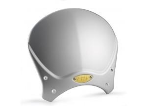 100AL - Givi Cupolino Race Cafe universale alluminio grigio 20.5x26.5cm