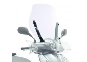 1128A - Givi Parabrezza specifico 51,5x50cm HondaSH 125i-150i ABS (12 > 16)