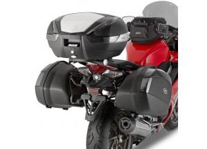 1132FZ - Givi Attacco posteriore MONOKEY o MONOLOCK Honda VFR 800 F (14 > 15)