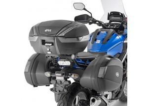 1146FZ - Givi Attacco posteriore per bauletto MONOKEY/MONOLOCK Honda NC750X/S