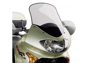 D209S - Givi Cupolino fumé 56x36 cm Honda XL 650V Transalp (00 > 07)
