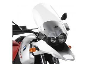 D233S - Givi Cupolino trasparente 48,5x36,6 cm BMW R 1150 GS (00 > 03)