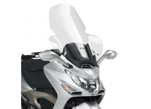 D293ST - Givi Parabrezza trasparente 87x64 Kymco Xciting 250-300-500 (05 > 09)