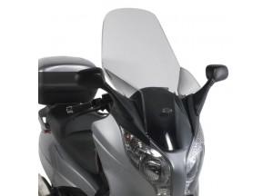 D312ST - Givi Parabrezza trasparente 89x54 cm Honda S-Wing 125-150 (07 > 12)