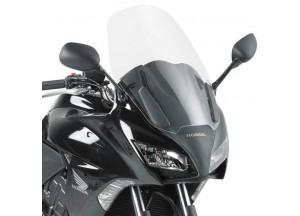 D320ST - Givi Cupolino trasparente 49x42,5 cm Honda CBF 1000 / ST (10 > 14)
