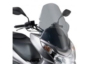 D322S - Givi Parabrezza specifico fumé 59,5x44 cm Honda PCX 125-150 (10 >13)