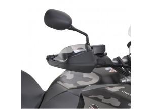 EH1110 - Givi Estensione fumé paramani originale Honda Crosstourer 1200