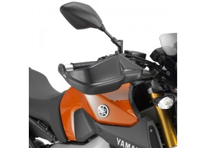 HP2115 - Givi Paramani specifico in ABS Yamaha MT-09 / MT-07 / XSR700