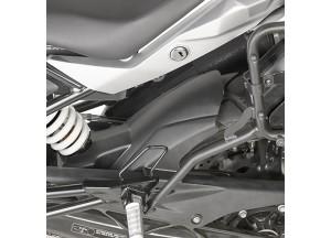 MG5126 - Givi Parafango specifico in ABS, colore nero BMW G 310 GS (17 > 18)