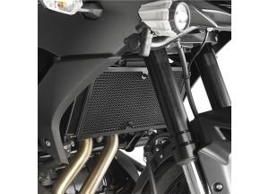 PR4114 - Givi Protezione radiatore verniciato nero Kawasaki Versys 650 (15>17)