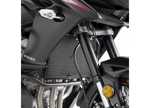 PR4120 - Givi Protezione radiatore acciaio inox nero Kawasaki Versys 1000 (17)
