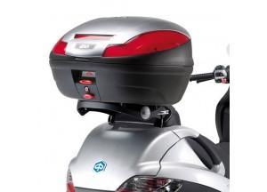 """SR134M - Givi Attacco posteriore specifico """"ribaltabile"""" MONOLOCK Piaggio Mp3"""
