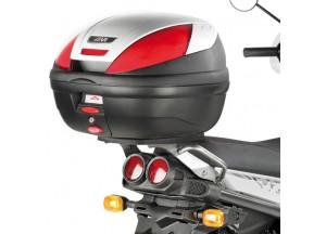 SR372 - Givi Attacco posteriore MONOLOCK MBK X-over (10) / BW'S 125 (10>16)
