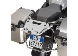 SRA5112 - Givi Attacco posteriore MONOKEY BMW R 1200 GS Adventure (14>16)