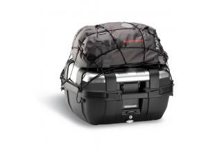 T10N - Givi Rete elastica per coperchio delle valigie o portapacchi del veicolo.