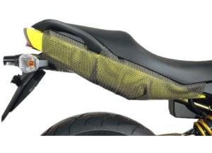 T25 - Givi Tappeto rete antiscivolo proteggi vernice per borse soffici laterali