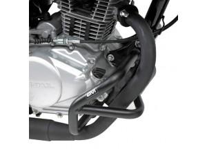 TN1142 - Givi Paramotore tubolare nero Honda CBF 125 (09>14) / CB 125F (15>16)