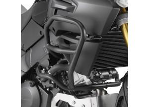 TN3105 - Givi Paramotore tubolare specifico nero Suzuki DL 1000 V-Strom (14>16)