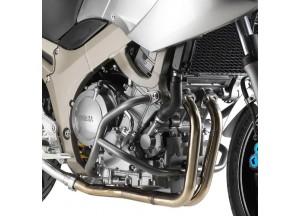 TN347 - Givi Paramotore tubolare specifico nero Yamaha TDM 900 (02>14)