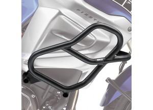 TN355 - Givi Paramotore tubolare specifico nero Yamaha XT 1200Z Super Teneré